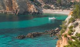 Cala blanca - Calas y playas de Mallorca
