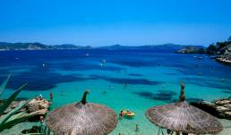 Cala Fornells - Calas y playas de Mallorca