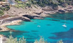 Cala Llamp - Calas y playas de Mallorca