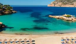 Playa de Camp de Mar - Calas y playas de Mallorca