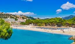 Playa de Santa Ponça - Calas y playas de Mallorca