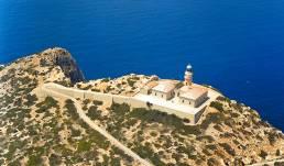 Faros en Sa Dragonera | Faros y Parques | Smart Boats Mallorca