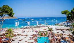Nikki Beach Club - Smart Boats Mallorca