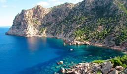 Cala en Basset - Calas y playas de Mallorca